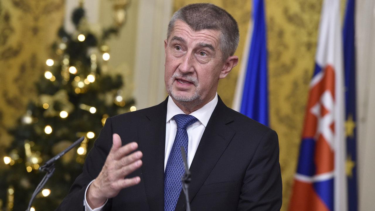 Že počítá s druhým pokusem, kdy bude jeho vláda žádat sněmovnu o důvěru, naznačil i premiér Andrej Babiš.