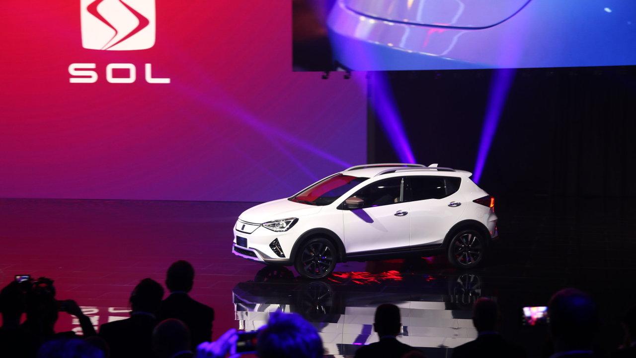 Koncern Volkswagen představí na autosalonu v Pekingu celkem osm nových modelů určených pro čínský trh. Premiéru bude mít i zcela nová značka koncernu SOL, která nabídne vůz s elektrickým pohonem.