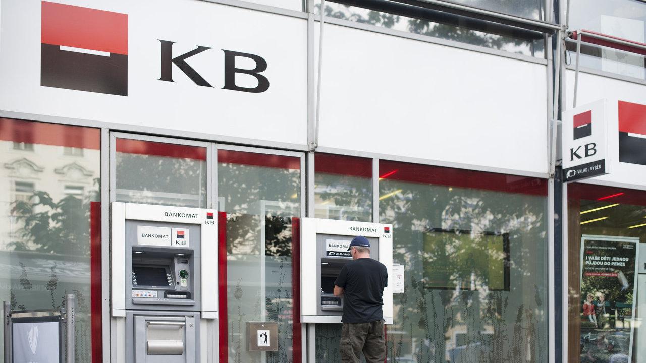 Komerční banka.
