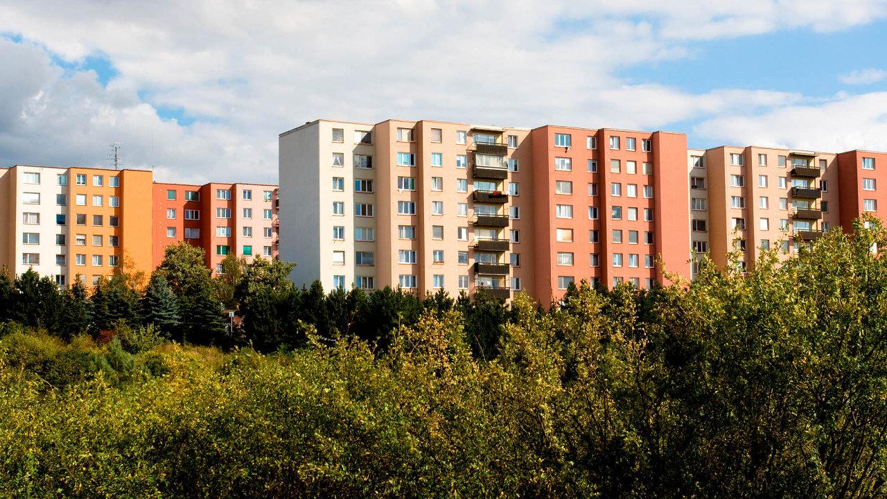 Brno jako vůbec první velké město vČesku přišlo splánem, jak vevětším rozsahu nastartovat výstavbu bytů.
