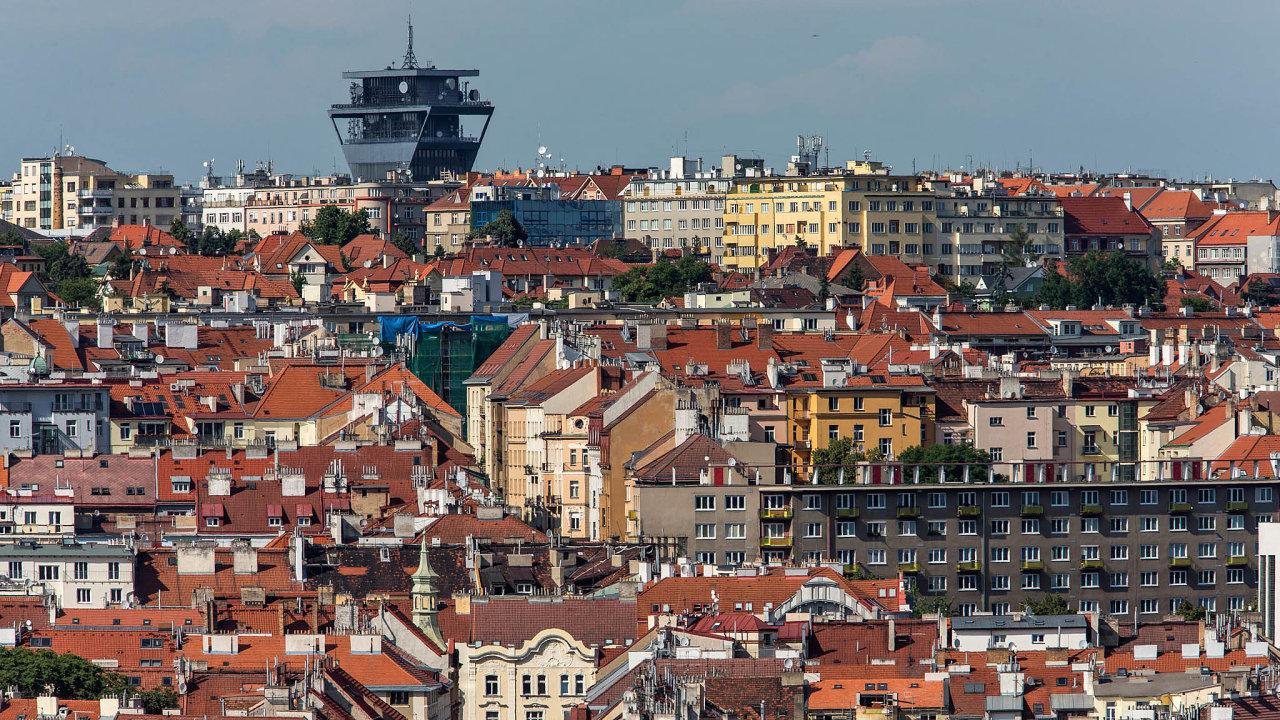 V byznysu spojeném s ubytováním přes Airbnb je Praha mezi evropskými městy na špici.