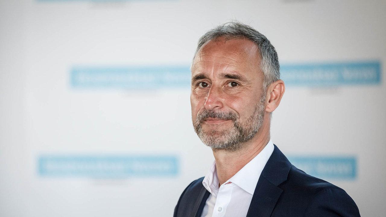 Jiří Řezák, partner v ateliéru Qarta architektura