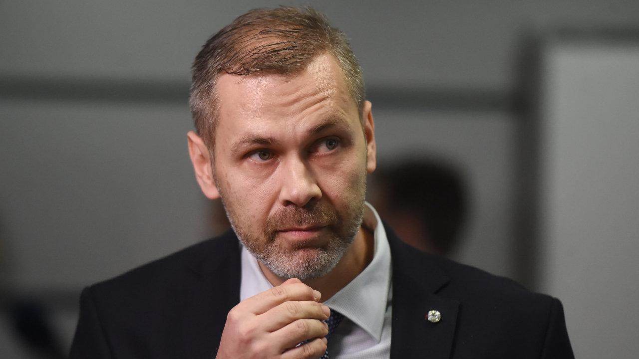 Ředitel Fakultní nemocnice Ostrava (FNO) Evžen Machytka.