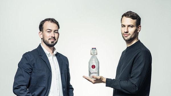 Hlavní designeči lahve