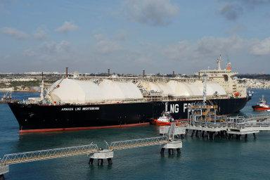 Tanker - Ilustrační fotografie.