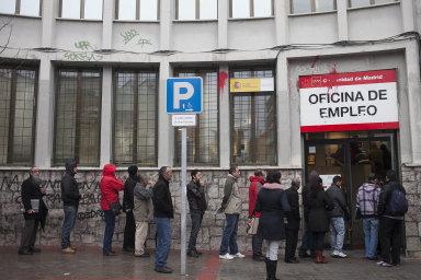 Míra nezaměstnanosti ve Španělsku patří mezi nejvyšší v Evropě. Koronavirová krize by ji mohla značně zvýšit.