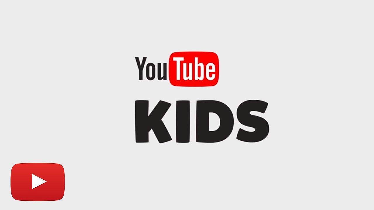 Logo YouTube Kids.