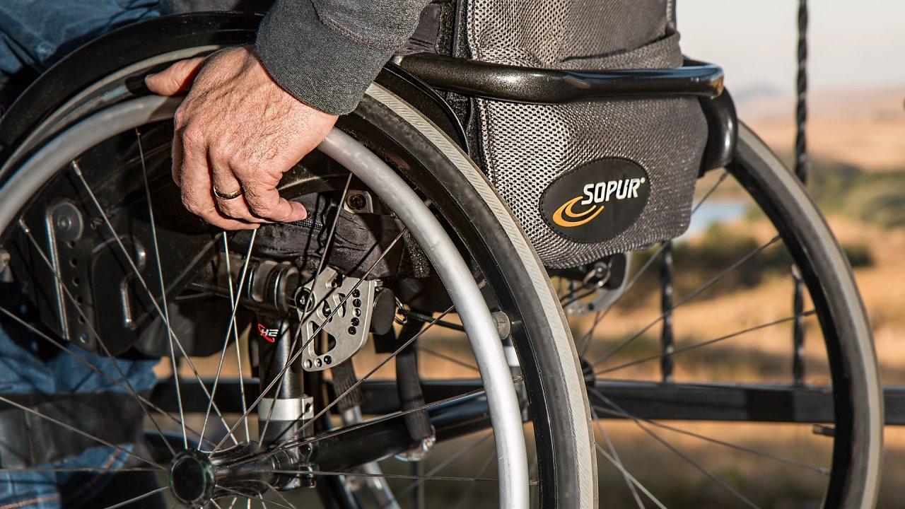 Firmy chtějí více zaměstnávat lidi se zdravotním postižením. Ilustrační foto