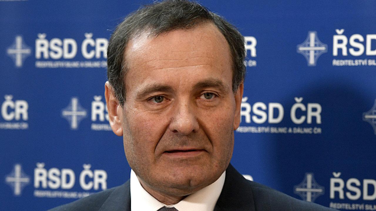 Pavol Kováčik, nový šéf ŘSD