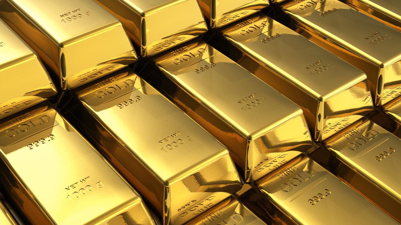 Světová rada pro zlato uvedla, že první tři měsíce roku zaznamenaly trhy se zlatem nejsilnější nárůst poptávky od roku 2011 (ilustr. foto).