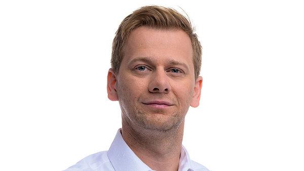 Lukáš Vaculík, CFO agentury Ogilvy