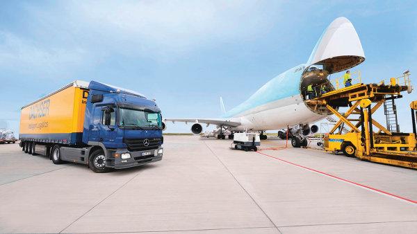 Statusem schváleného agenta disponuje například logistická společnost Dachser Czech Republic.