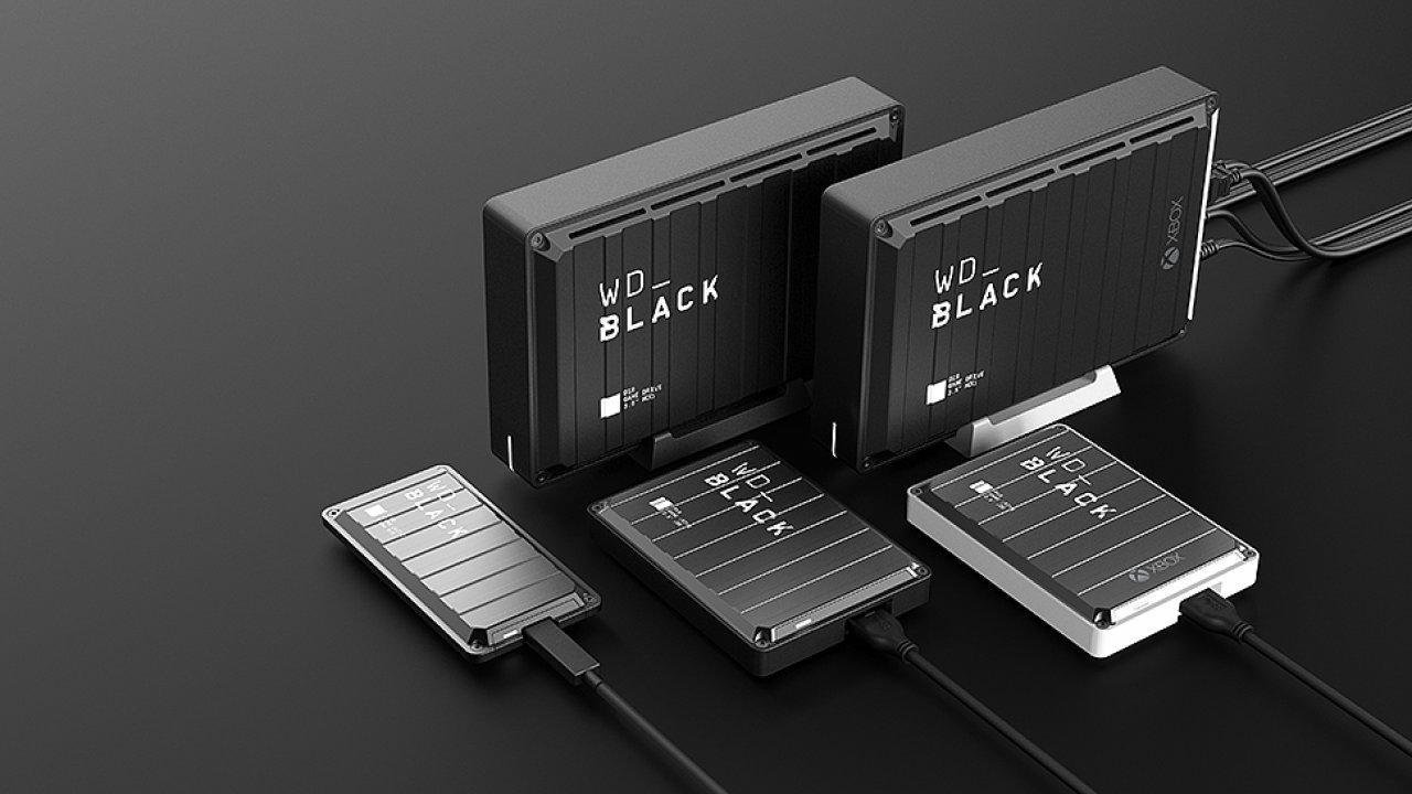 U pevných disků hraje prim kapacita, rychlost a cena, vliv má ale i design