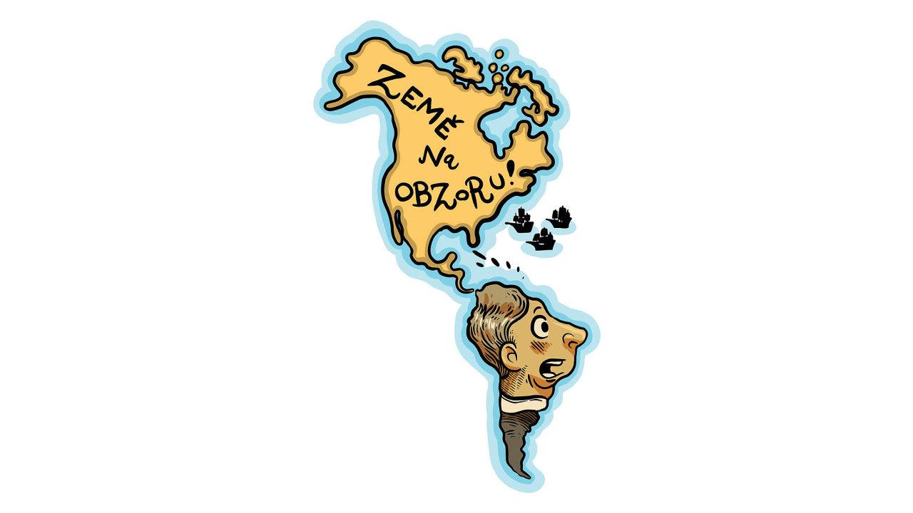 12. 10. 1492: Den, kdy Kolumbus netrefil Indii
