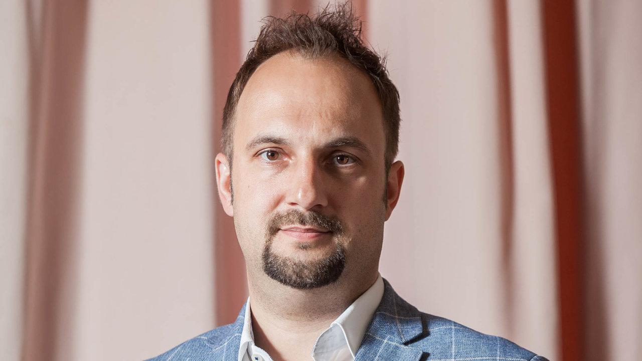 Šéf skupiny Premiot Ondrej Spodniak