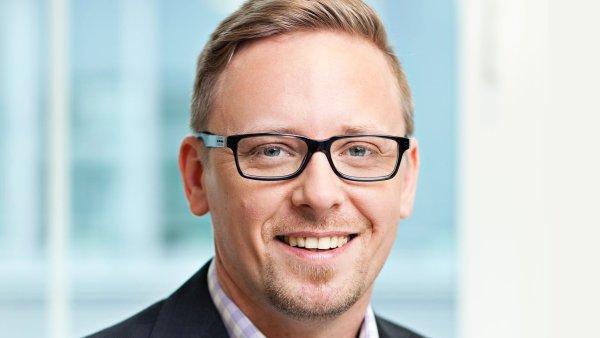 Ondřej Šimůnek, CEO ve společnosti WAVEMAKER