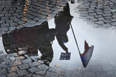 Spolek Milion chvilek za demokracii uspořádal v pondělí protestní akce za odstoupení premiéra Andreje Babiše (ANO) ve více než 200 městech po celé republice.