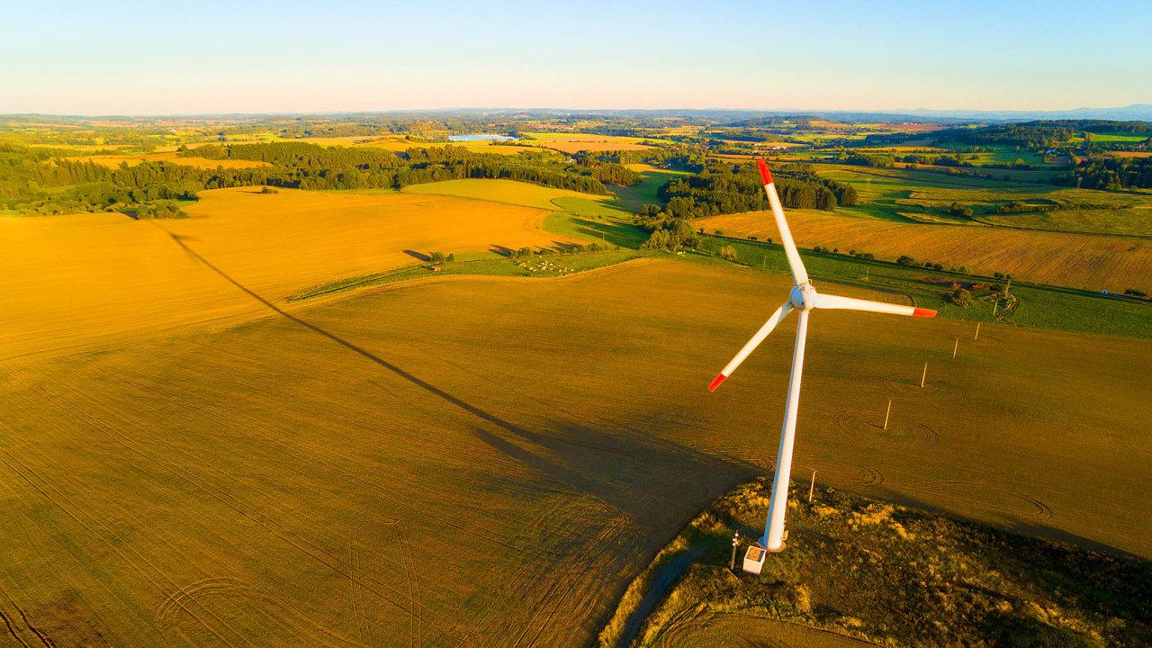 Česko se chystá zvýšit podíl obnovitelných zdrojů energie.