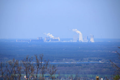 Německo má problém s tepelnými elektrárnami na území bývalé Německé demokratické republiky. Například v Lužici.