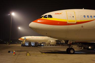 Poslední přímý let Praha-Peking aerolinky Hainan Airlines poletí 28. února.