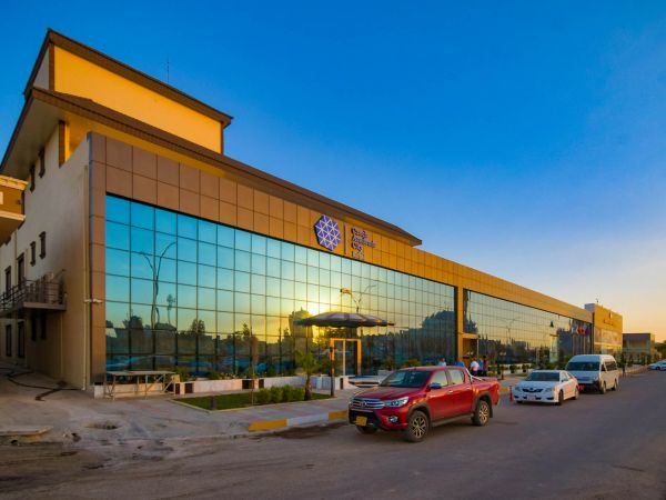 Univerzita Palackého postavila vErbílu, hlavním městě Kurdistánu, vlastní kampus. Zde nyní mladí lidé studují ropné inženýrství ataké nultý ročník, který je má připravit nadalší obory.