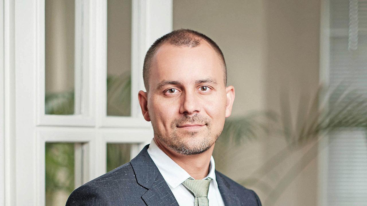 Ondřej Vičar, řídící partner Genesis Capital