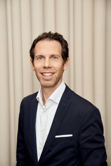 Stefan Trojer, ředitel Nespresso pro Česko a Slovensko
