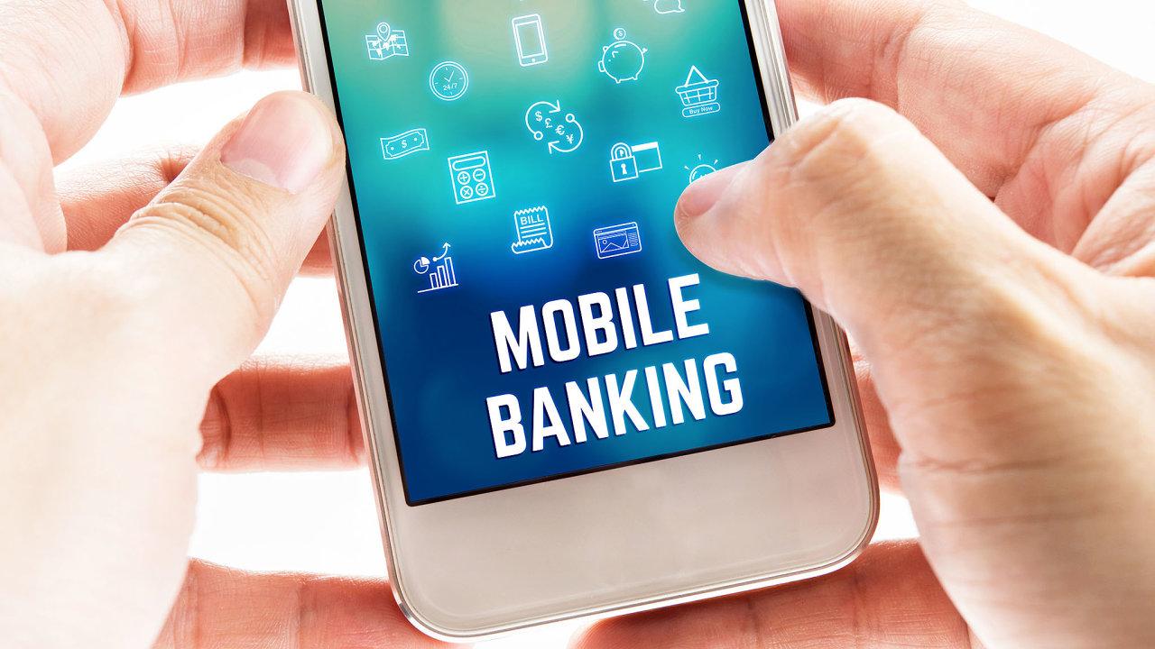 Nejen do banky. Internetové bankovnictví nově umožní spojit se s různými úřady. Majitel telefonu se jen musí ujistit, zda s ním má jeho banka příslušnou smlouvu.