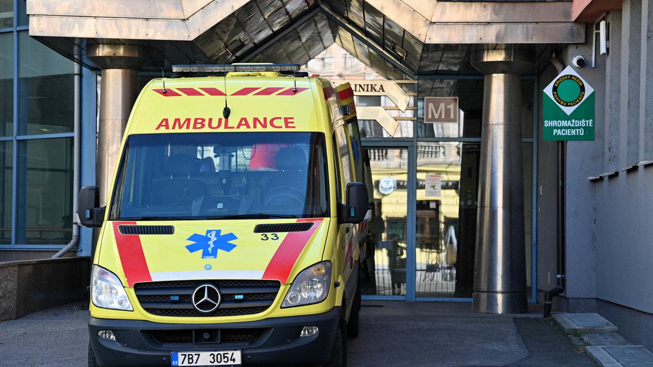 Rekordní počty výjezdů hlásí jihomoravští záchranáři.