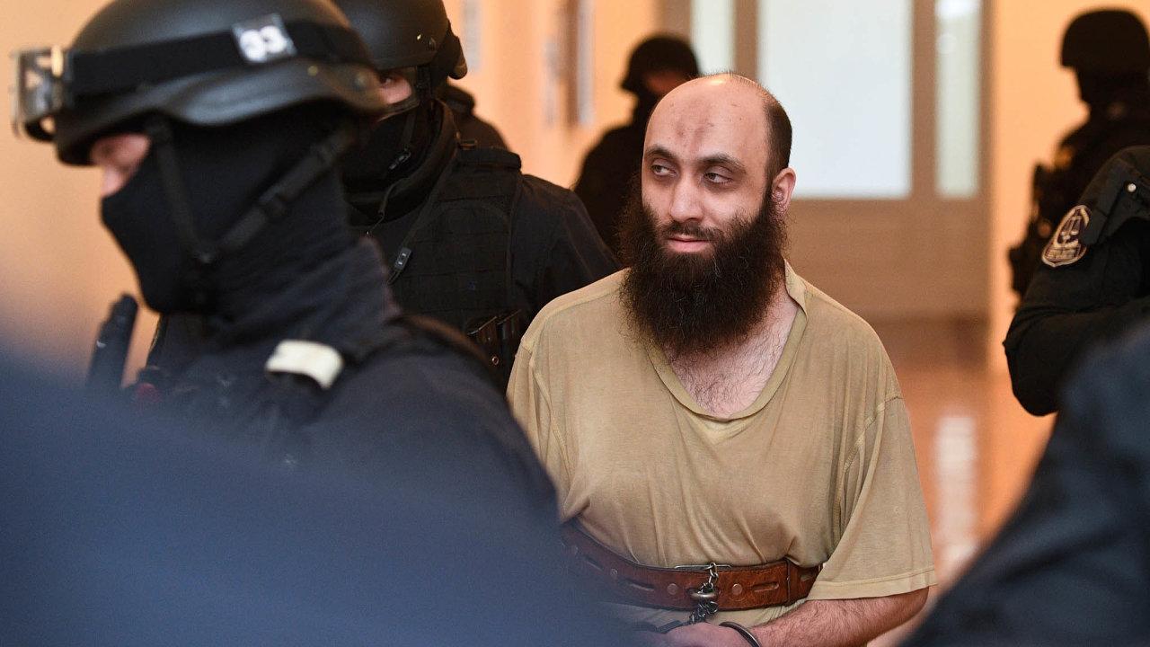 Muslimský duchovní Samer Shehadeh je Čech spalestinskými kořeny.