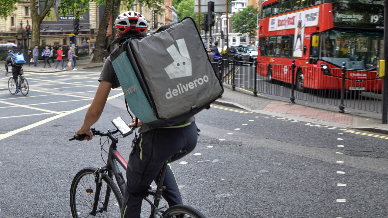 London  Deliveroo