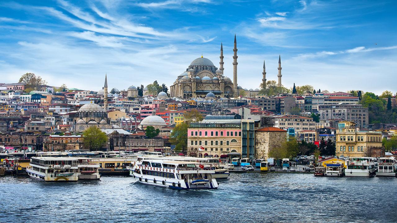 Istanbul, Bospor