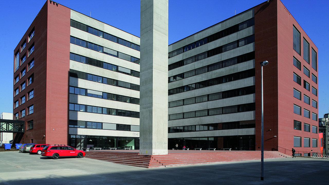 ČVUT - Nová budova Dejvice