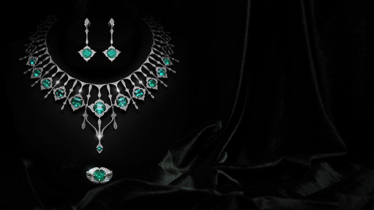 Výjimečný šperk od české firmy JK Jitka Kudláčková