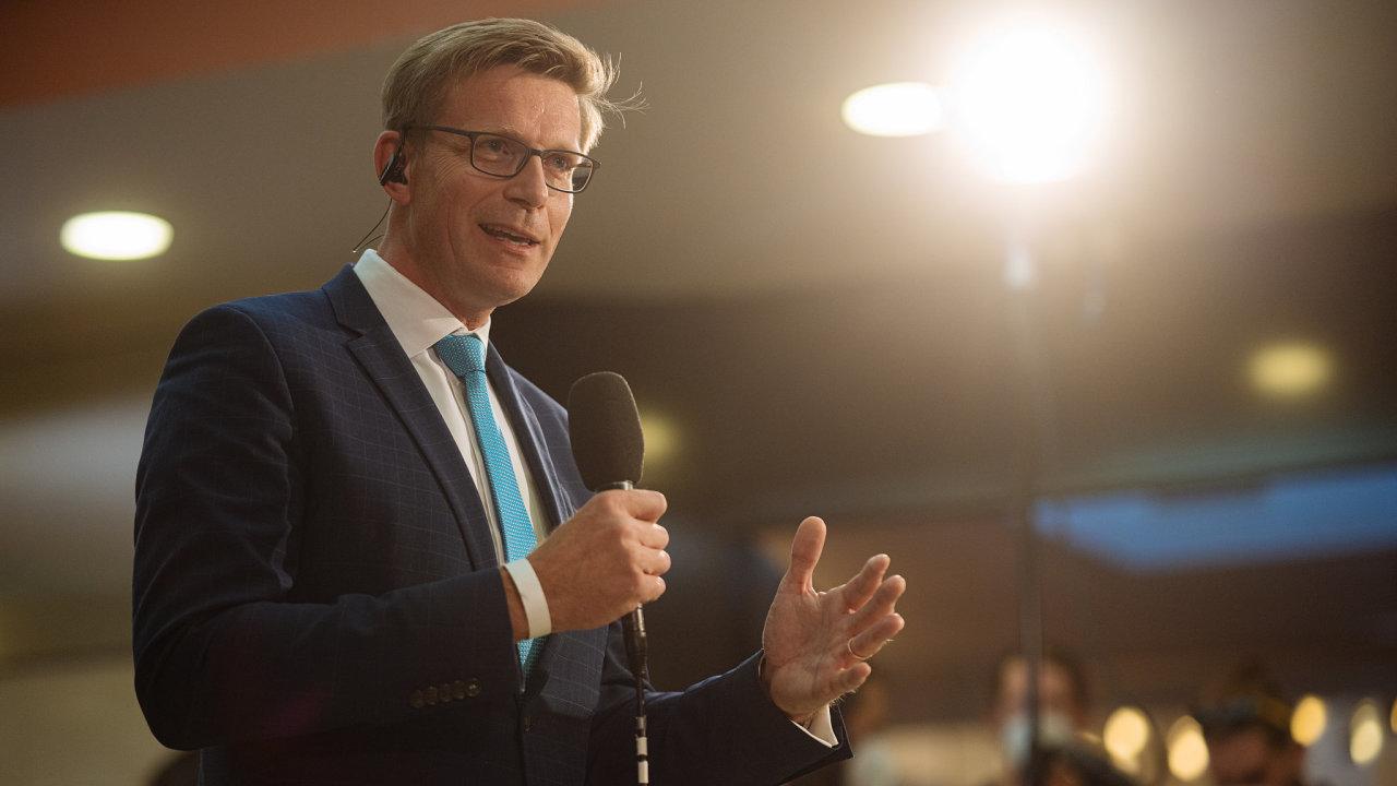 Martin Kupka, Místopředseda ODS