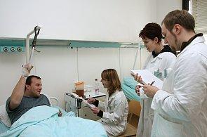 Zdravotnictví - Ilustrační foto.