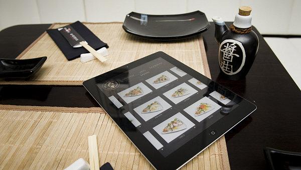 iPad, ilustrační foto