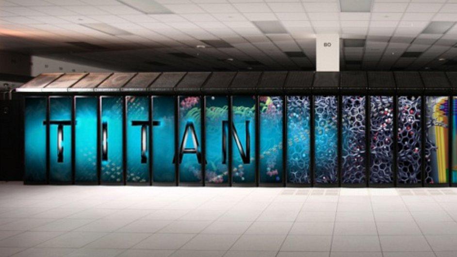 Superpočítač Titan