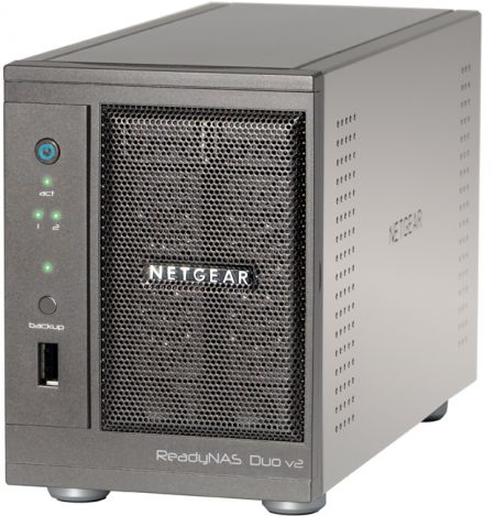 Netgear ReadyNAS Duov2