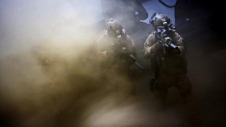 Bin Ládinův konec se blíží. Zero Dark Thirty má premiéru 19. prosince