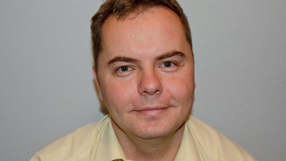 Pavel Müller, senior pre-sales konzultant pro oblast řešení datových center ve společnosti Symantec.