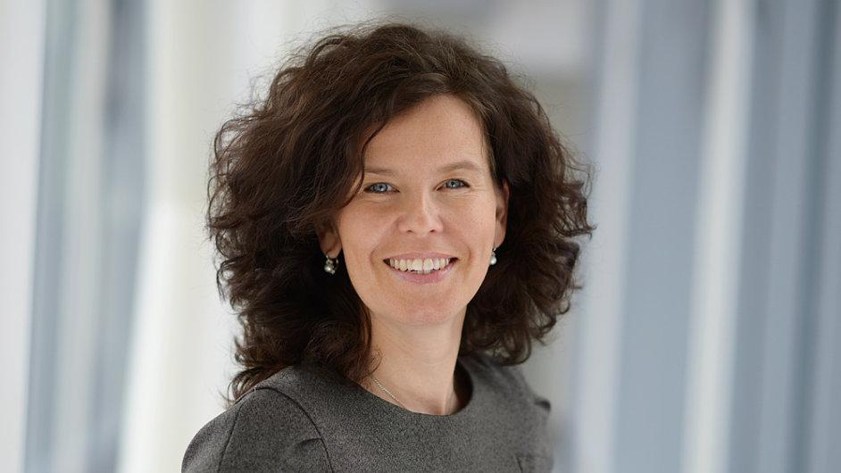 Petra Jeřábková, personální ředitelka společnosti Siemens