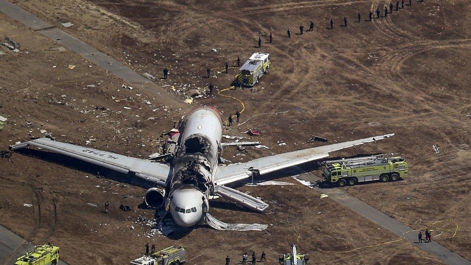 Boeing 777 po havárii