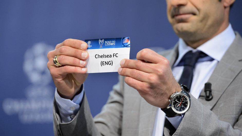 Luis Figo losoval čtvrtfinále Ligy mistrů.