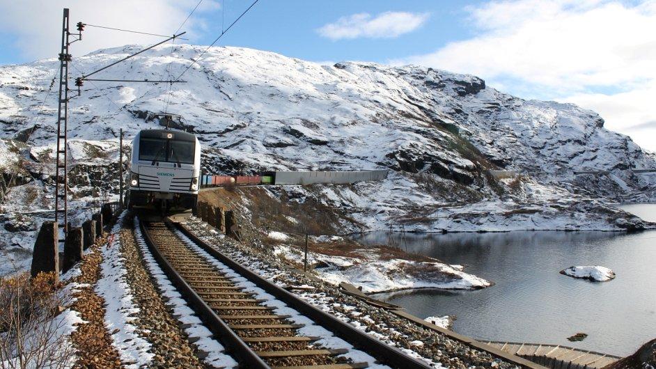 Vectron dostal povolení pro Norsko