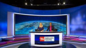 Studio Televizn�ch novin TV Nova