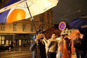 Turisté uvidí Atény očima bezdomovců. Lidé z ulice už návštěvníky Prahy provádějí dva roky