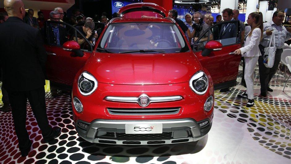 Fiat na pařížském veletrhu