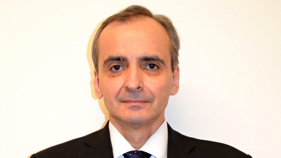 Pavel Kysela, vedoucí obchodního oddělení společnosti Schneider Electric