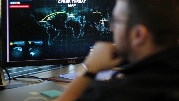 NBÚ vybuduje centrum kybernetické bezpečnosti, rozhodla vláda - Ilustrační foto.